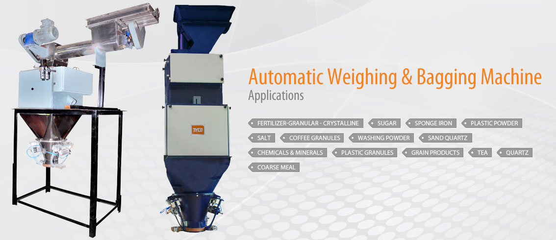 automated bagging machine